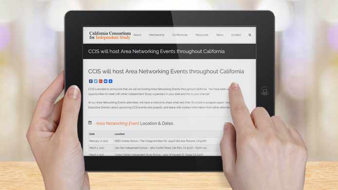 CCIS News