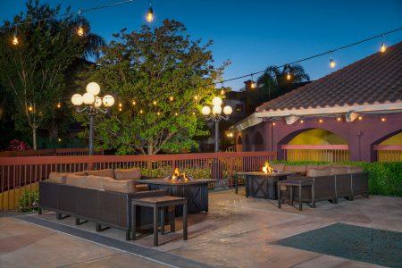 Sonoma Courtyard Patio